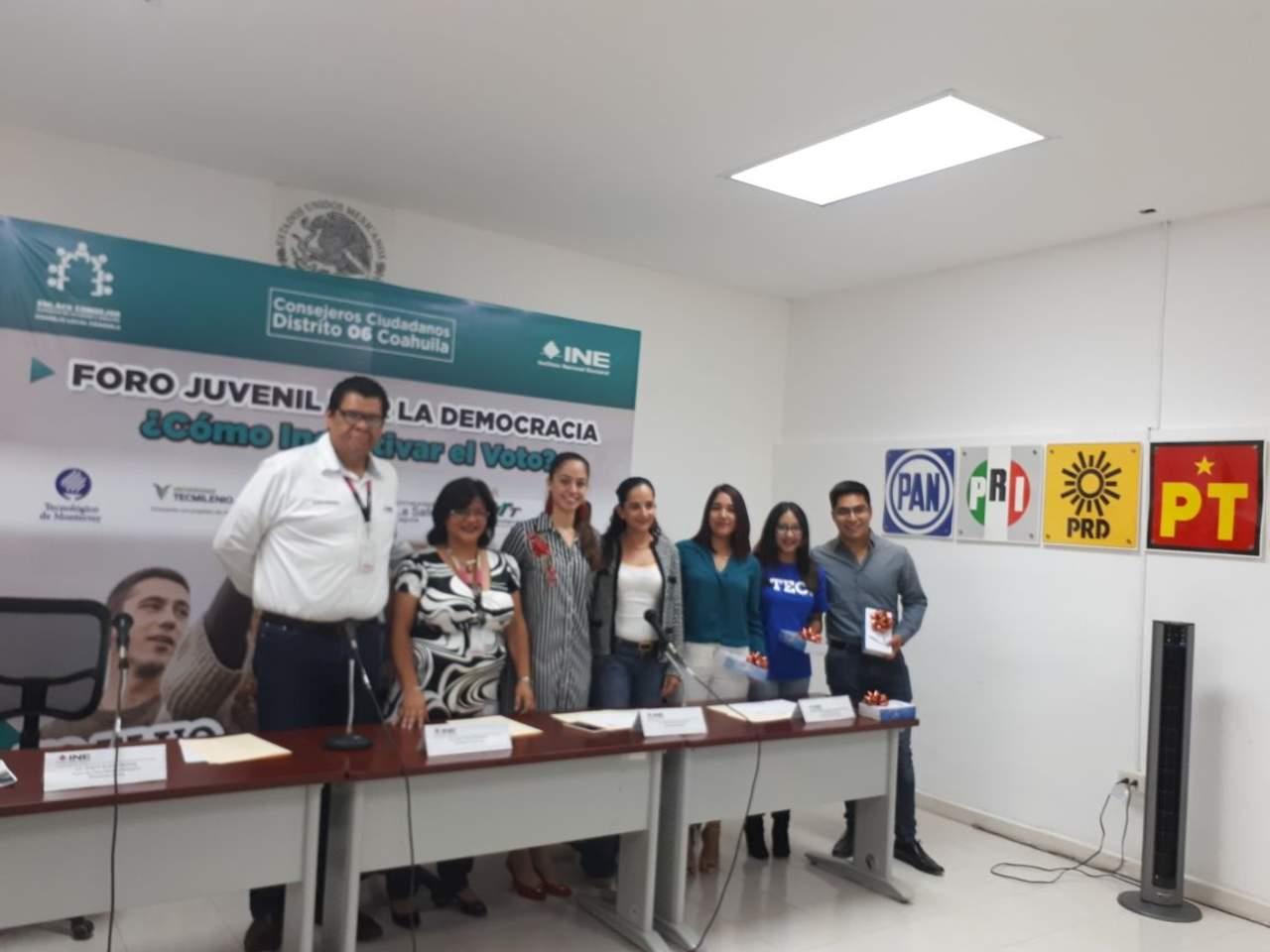 ba67a4432b68 Gana Tec de Monterrey Foro por la Democracia, El Siglo de Torreón