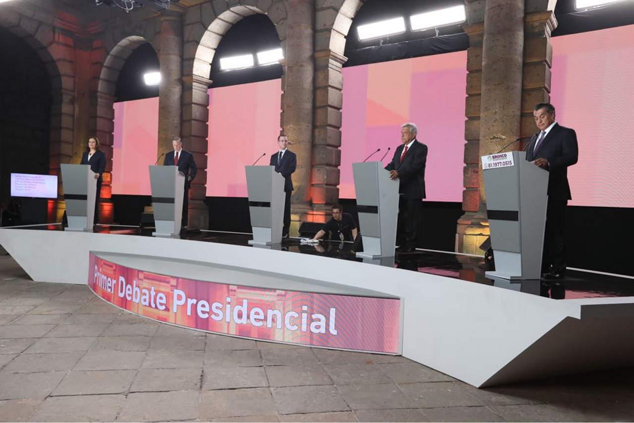 Estas fueron las propuestas de los candidatos durante debate. Noticias en tiempo real