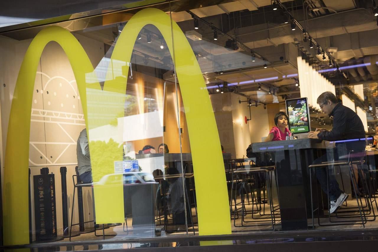 Abrirá McDonald's primera sucursal digital a finales de año. Noticias en tiempo real