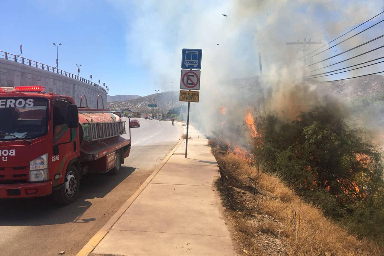 Han detenido a 4 menores por incendios en Lerdo