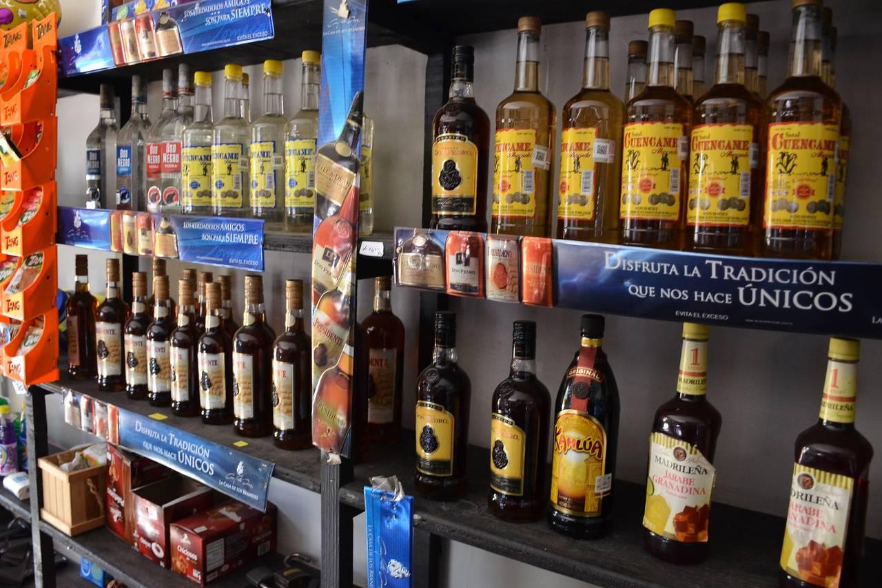 'Mano dura' con el alcohol adulterado