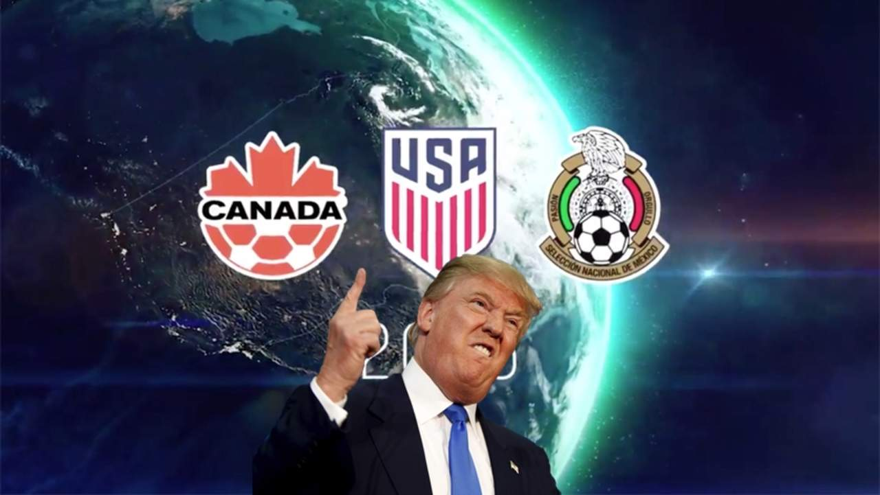Trump amenaza a países que no apoyen candidatura de 2026. Noticias en tiempo real