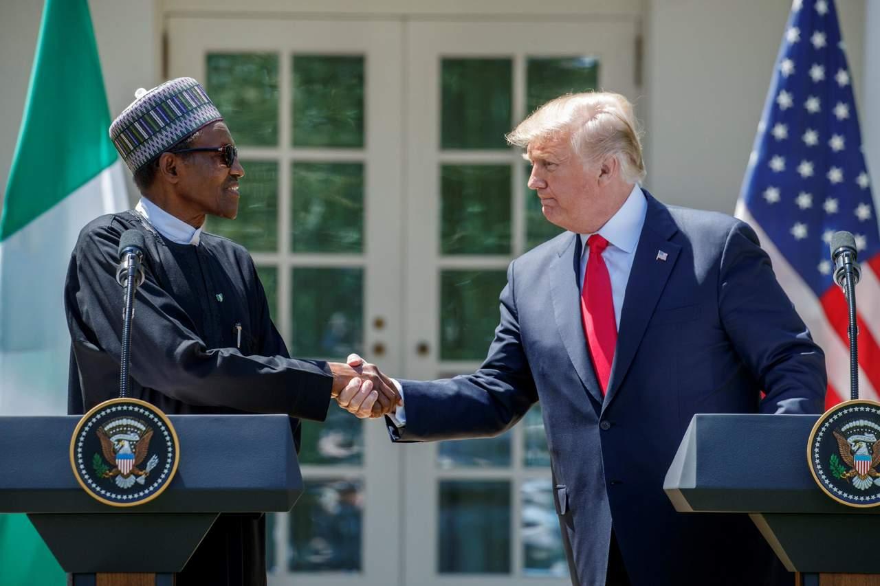 Pide Trump apoyo de África para Mundial 2026 en Norteamérica. Noticias en tiempo real