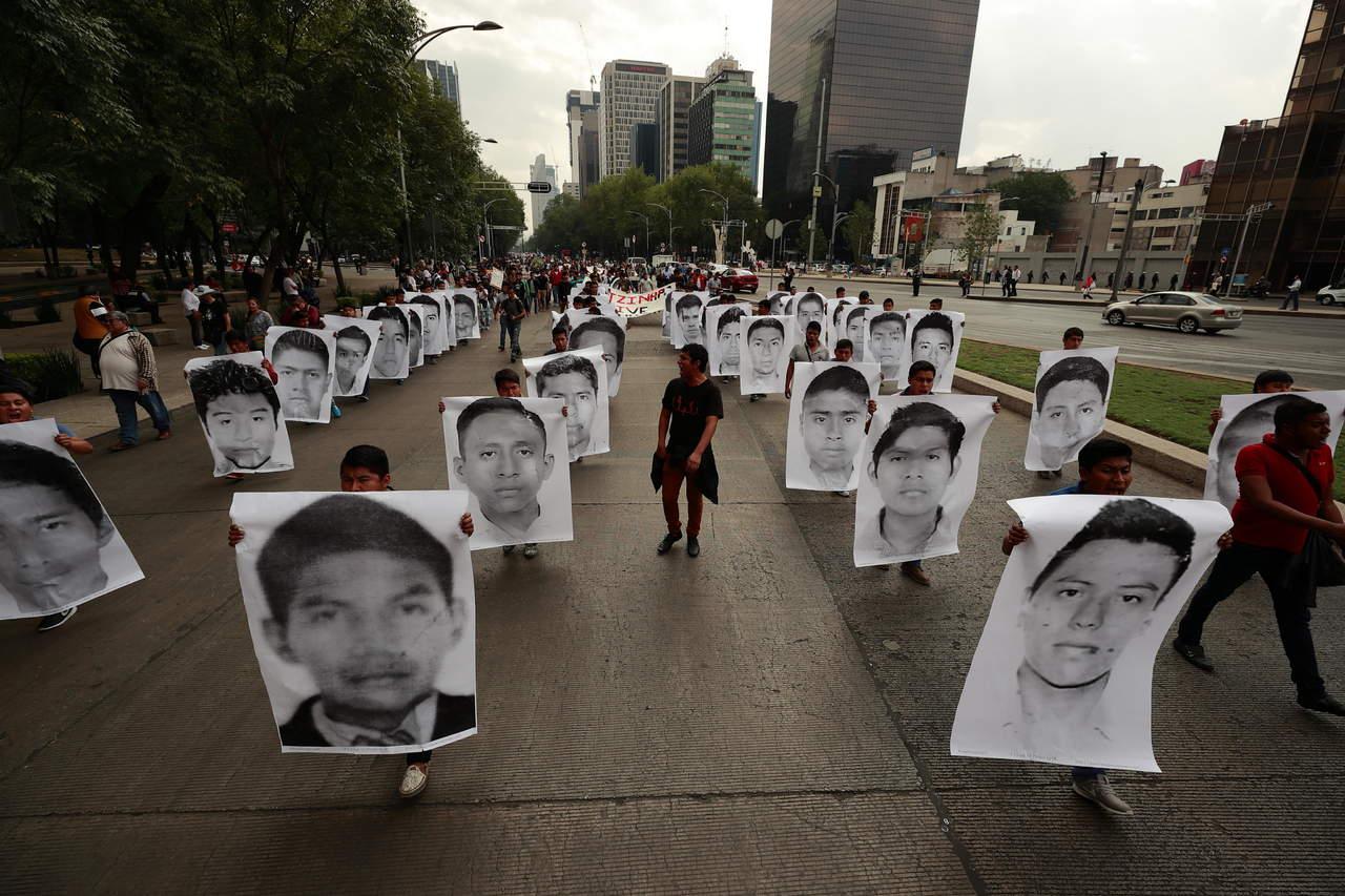 Informe de ONU-DH sobre Ayotzinapa carece de mérito: gobierno mexicano. Noticias en tiempo real