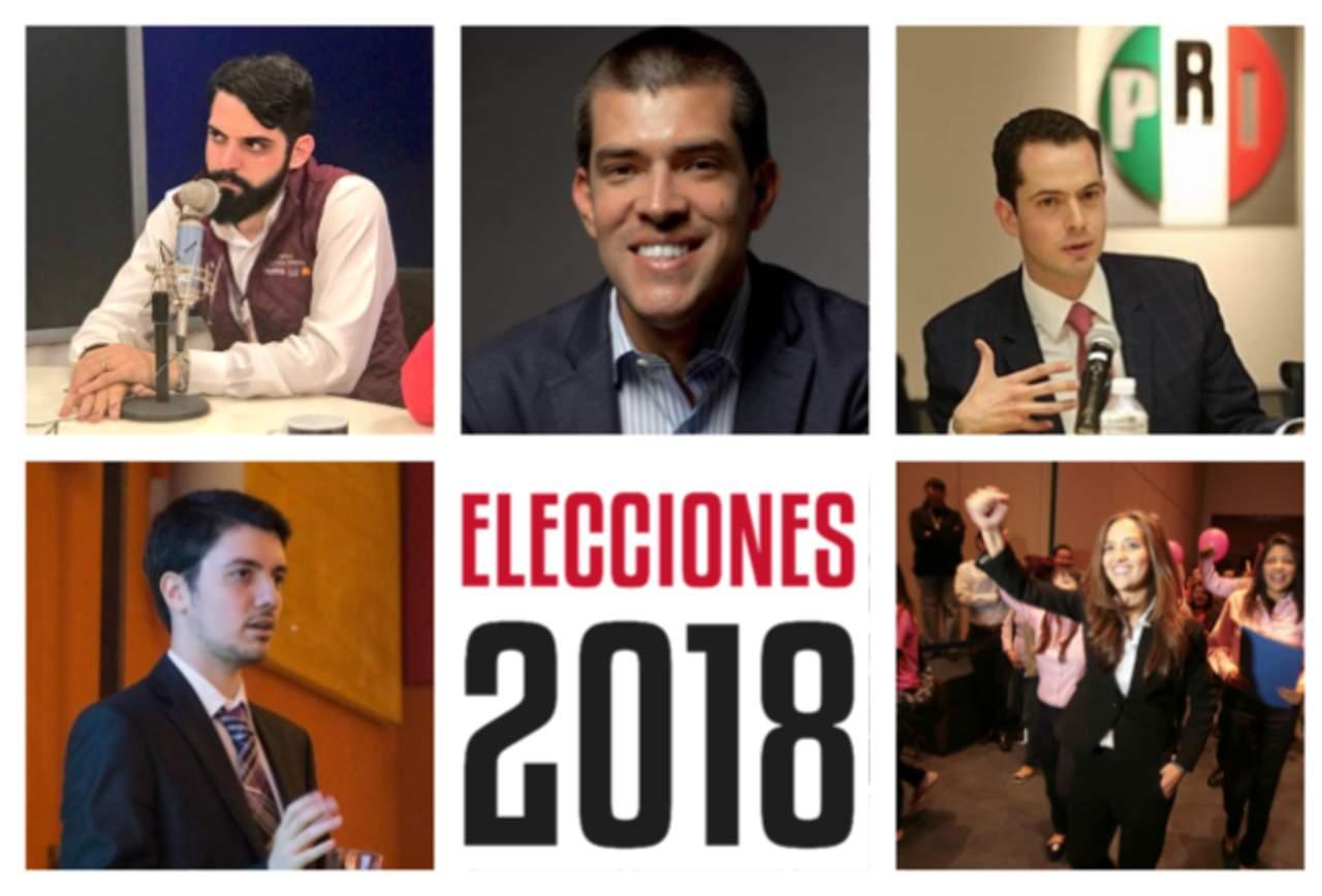 ¿Quiénes son los millennials que acompañan a los candidatos presidenciales?. Noticias en tiempo real