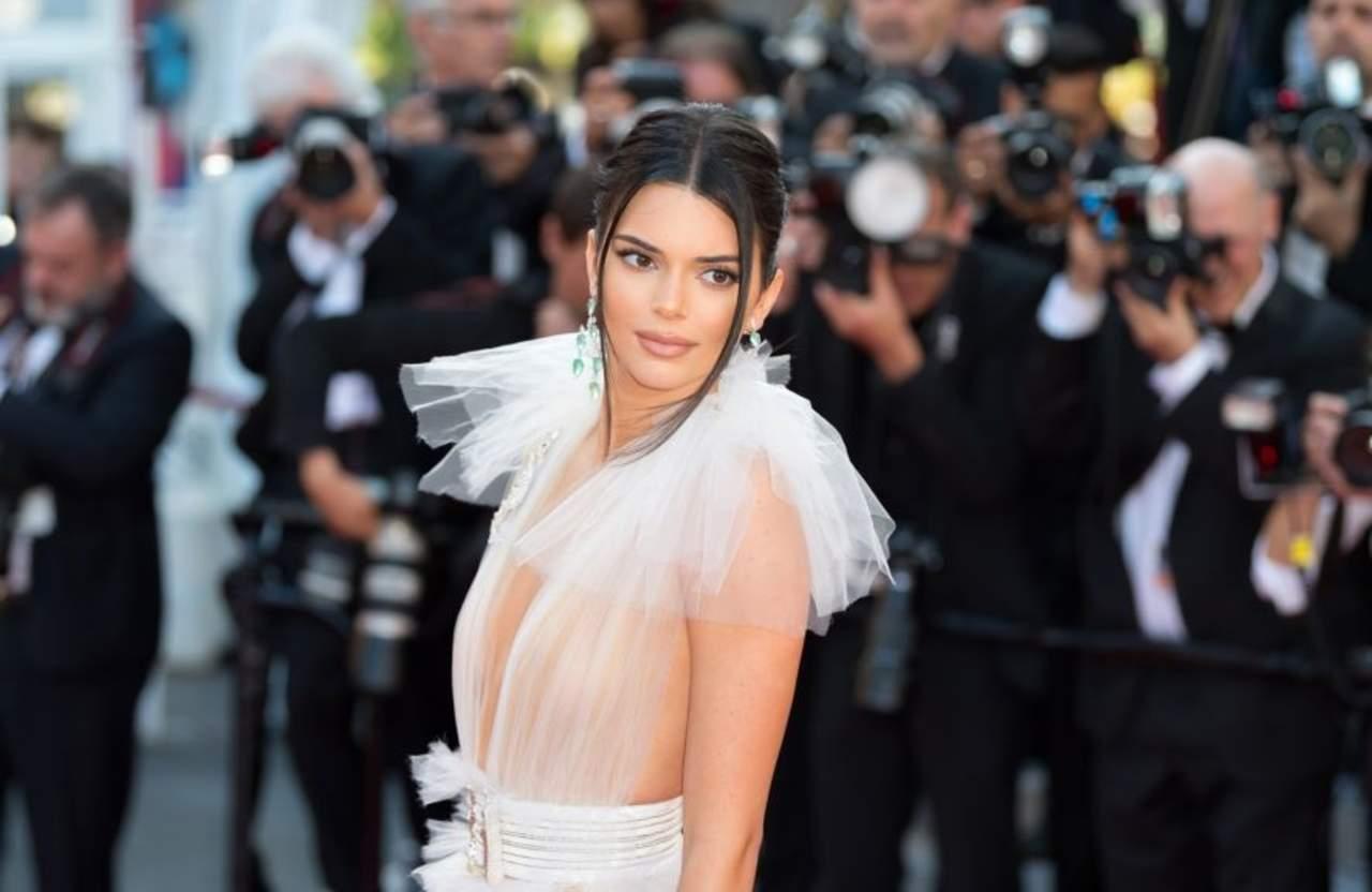 El Polémico Vestido De Kendall Jenner En Cannes 2018 El