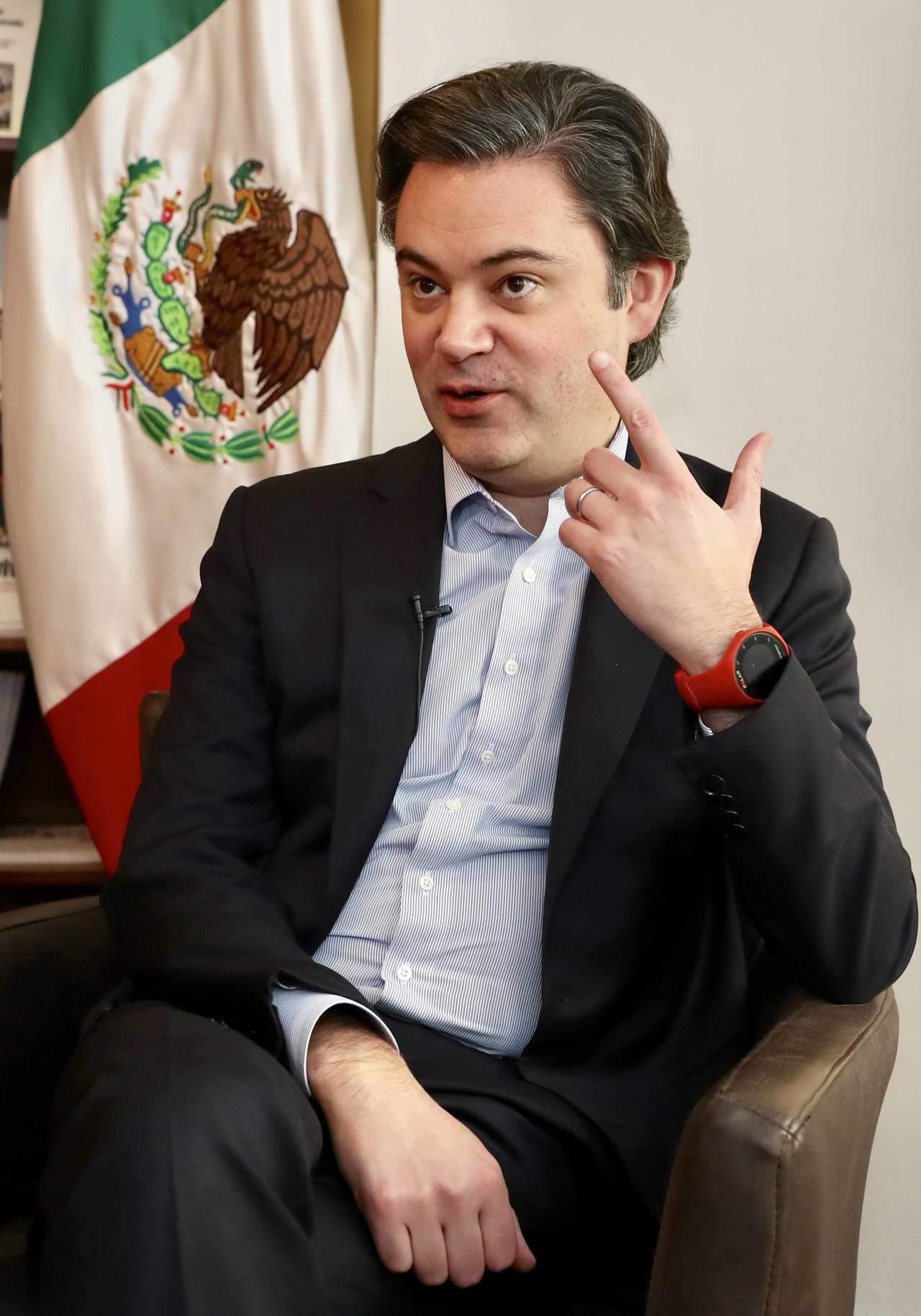 Hay dos propuestas en la elección: Aurelio Nuño. Noticias en tiempo real