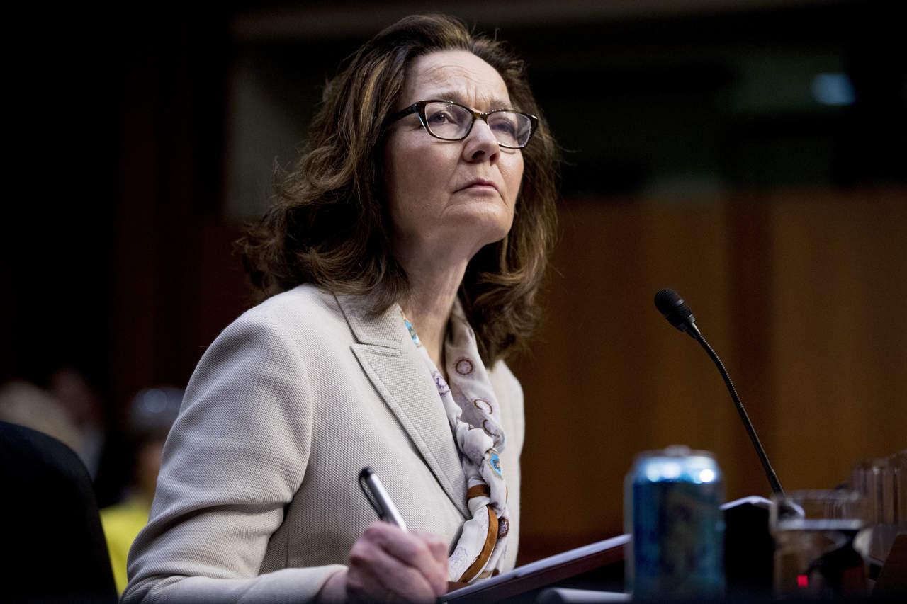 Panel senatorial confirma nominación de Haspel para la CIA. Noticias en tiempo real
