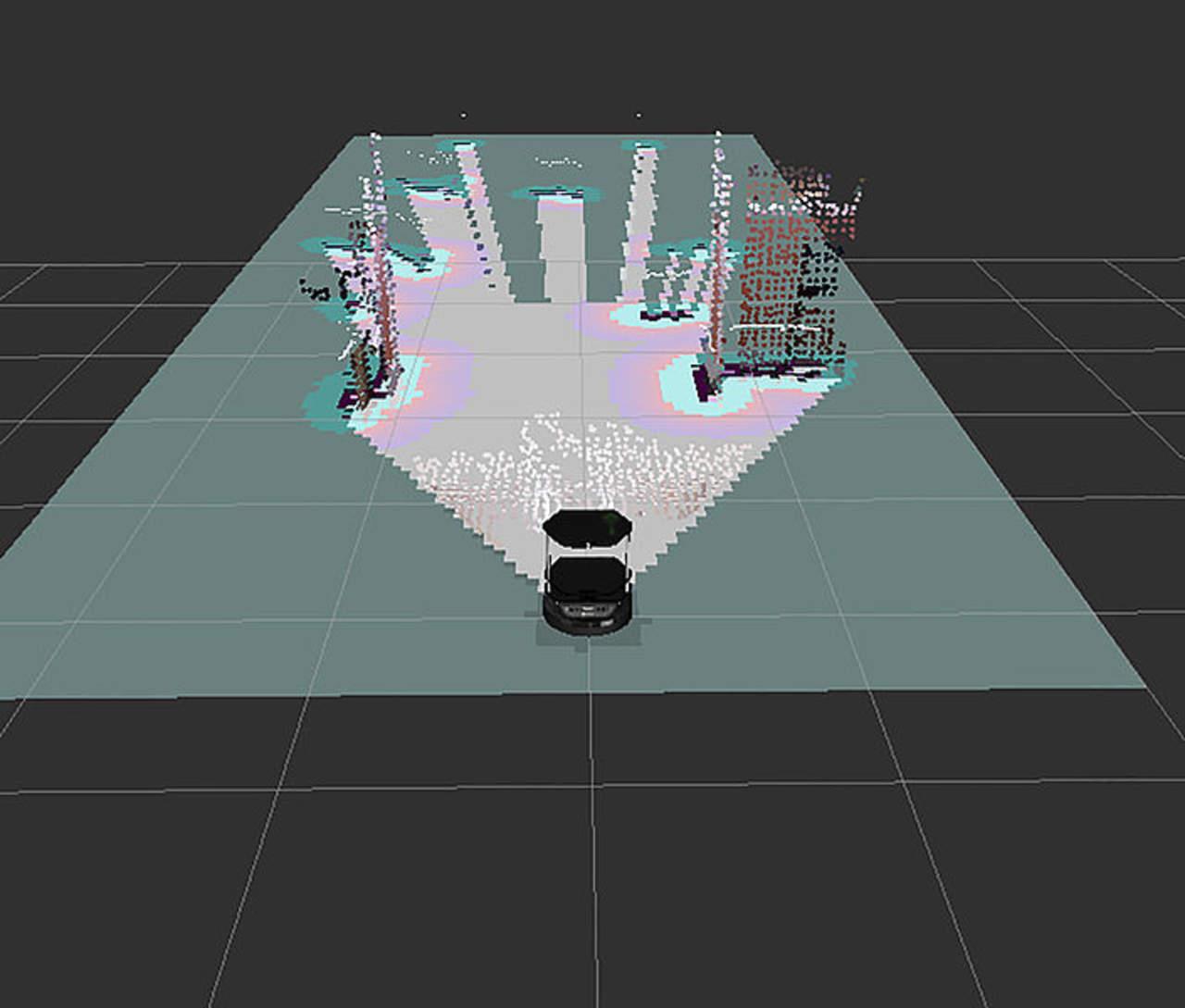 Desarrollan robot de servicio que procesa mapas bidimensionales. Noticias en tiempo real