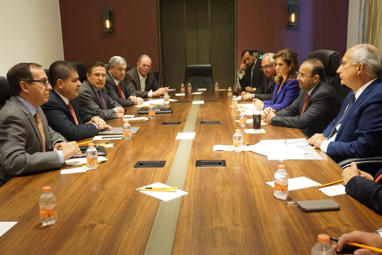 Gobiernos de Coahuila y Durango buscan blindar La Laguna. Noticias en tiempo real