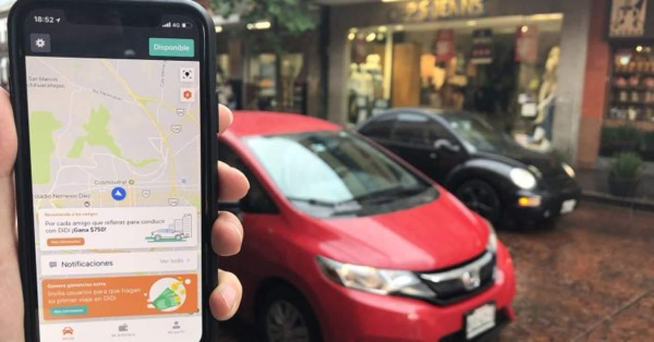 Compañía similar a Uber en China usará reconocimiento facial. Noticias en tiempo real