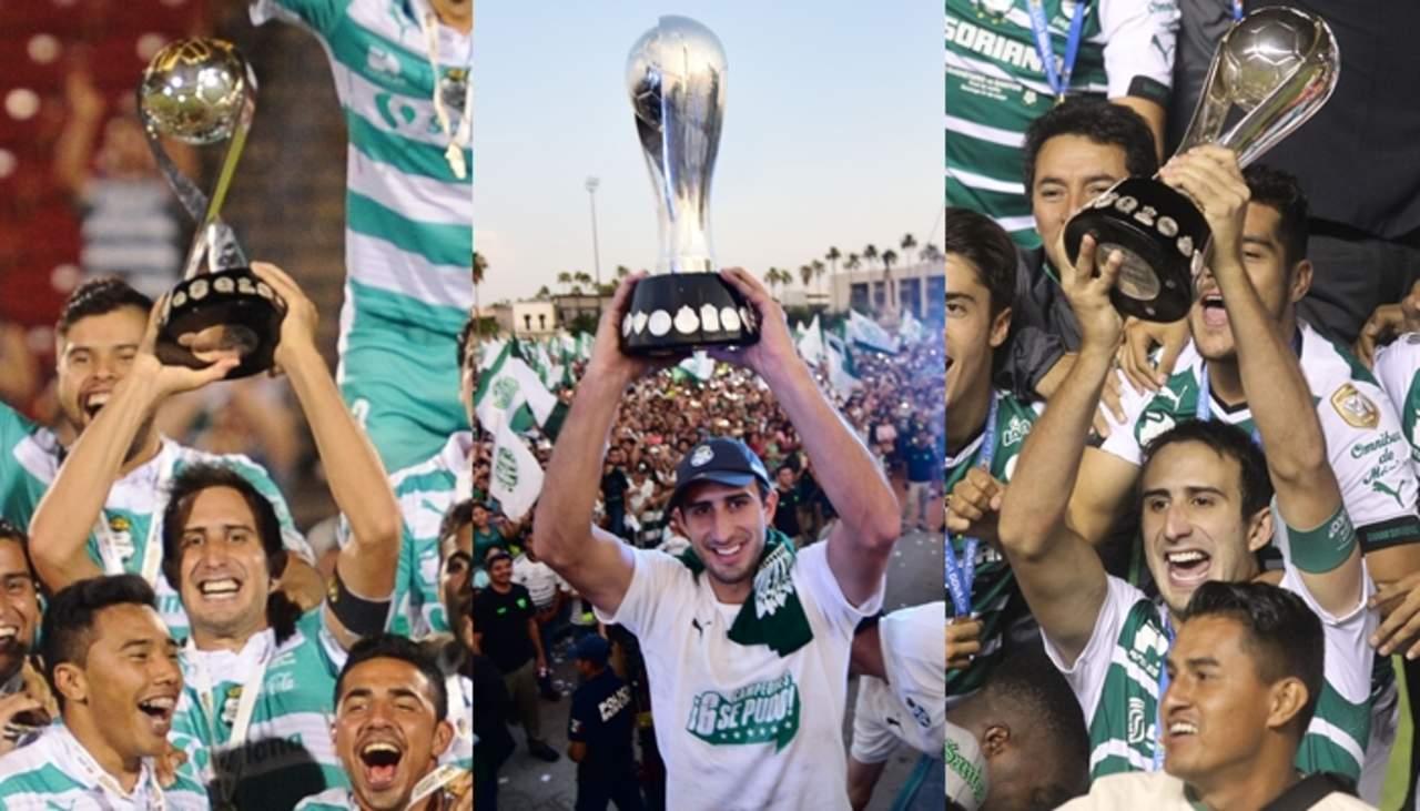 Carlos Izquierdoz se ha coronado campeón de Liga MX dos veces e38045834e404