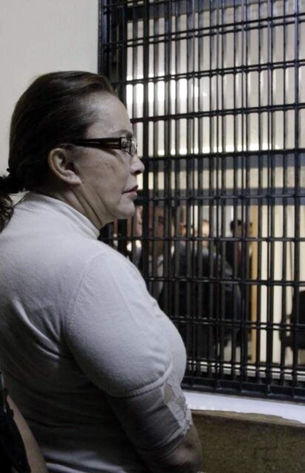 Abogados de Elba Esther presentan denuncia ante CIDH. Noticias en tiempo real