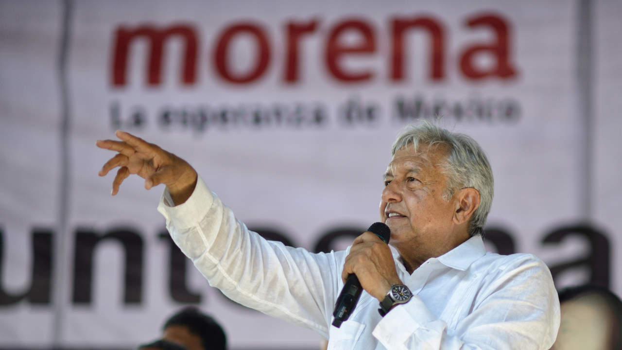 Me gustaría apoyo de Cuauhtémoc Cárdenas: López Obrador. Noticias en tiempo real
