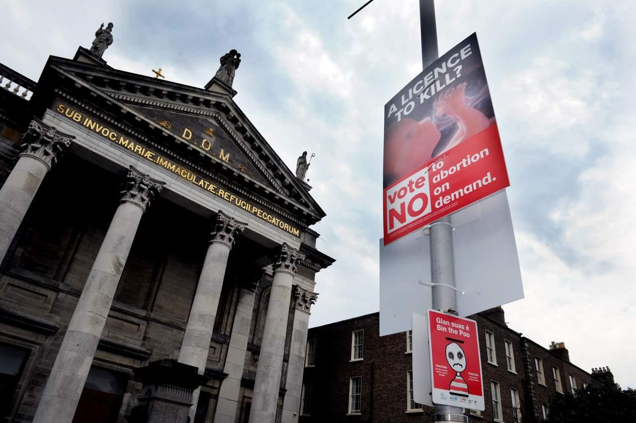 Tras debate, irlandeses decidirán si legalizan el aborto. Noticias en tiempo real