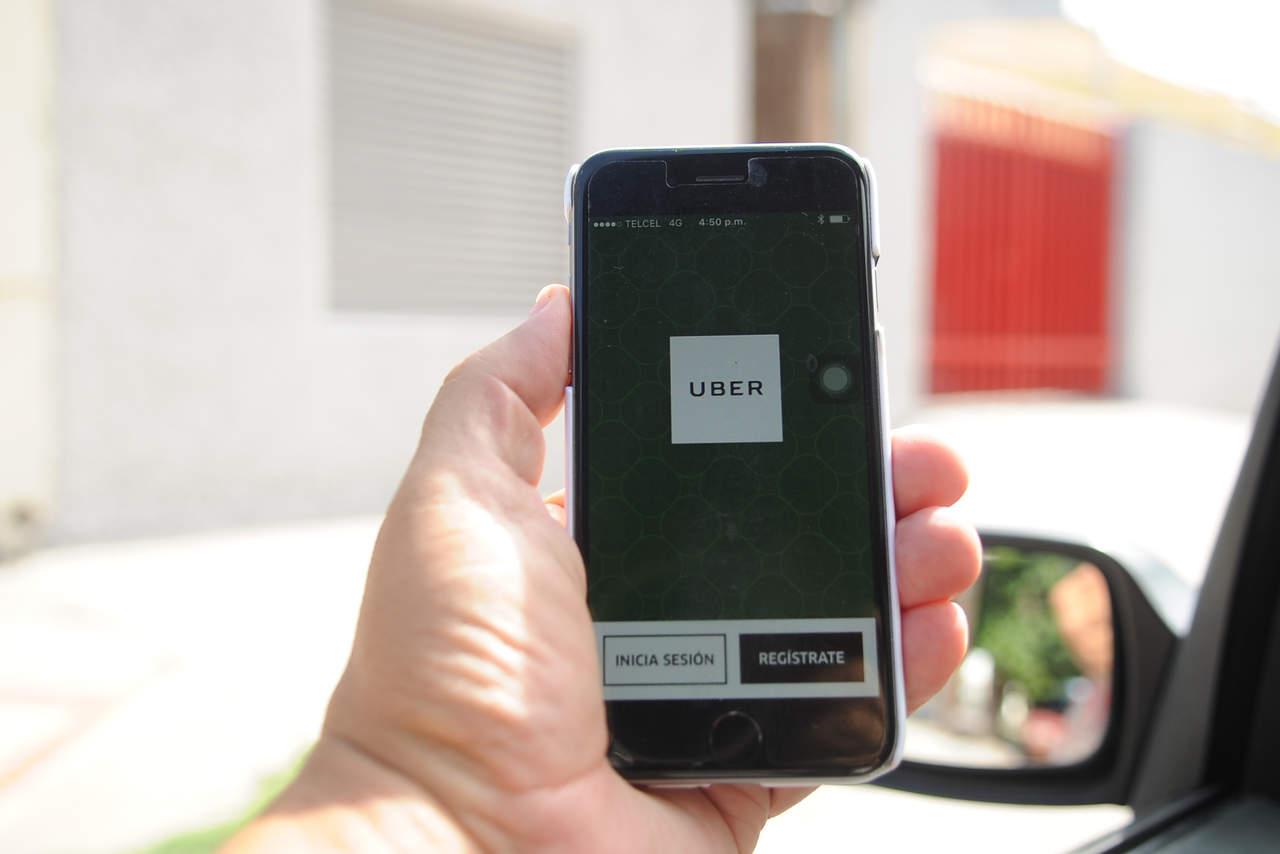 Sin control, Uber en Coahuila; ignoran ley. Noticias en tiempo real