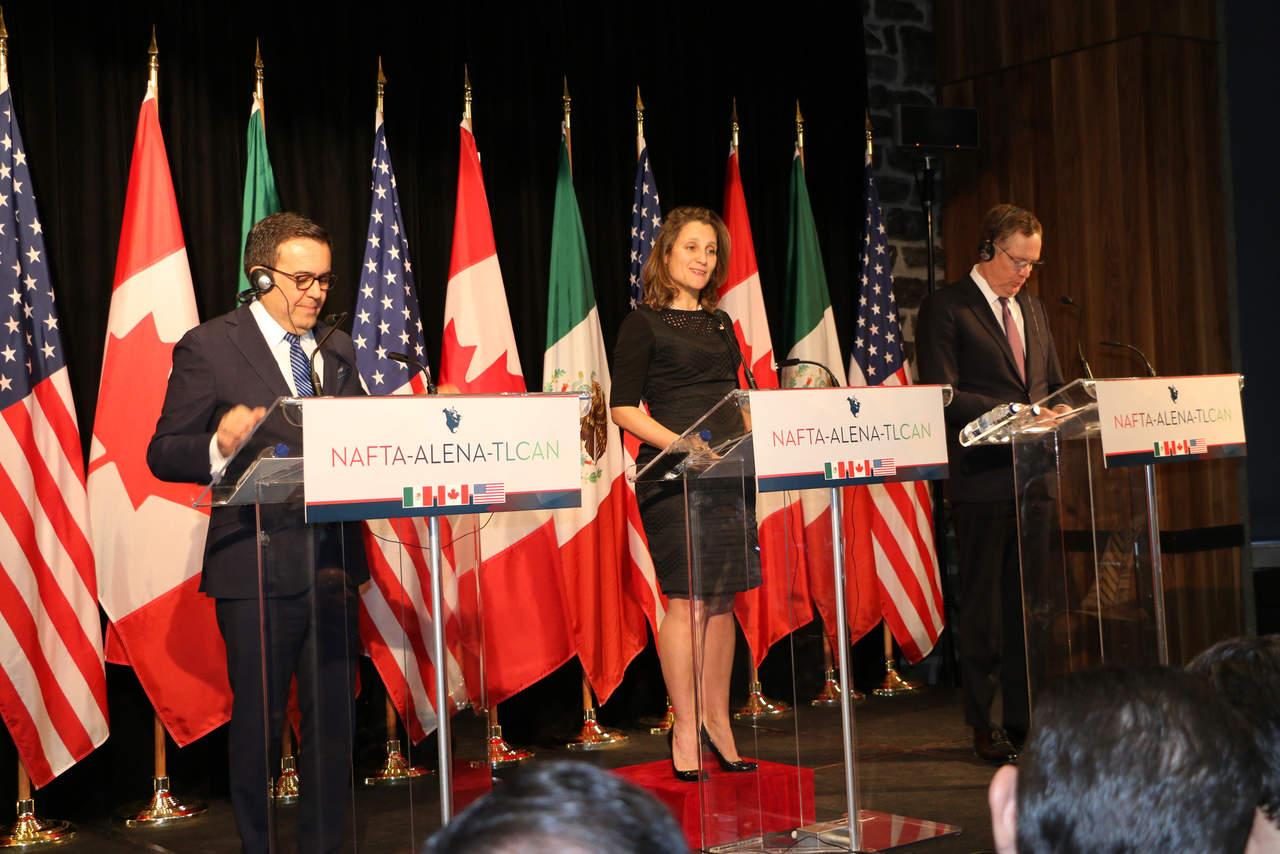 Seguirá México en renegociación del TLCAN a pesar de aranceles. Noticias en tiempo real