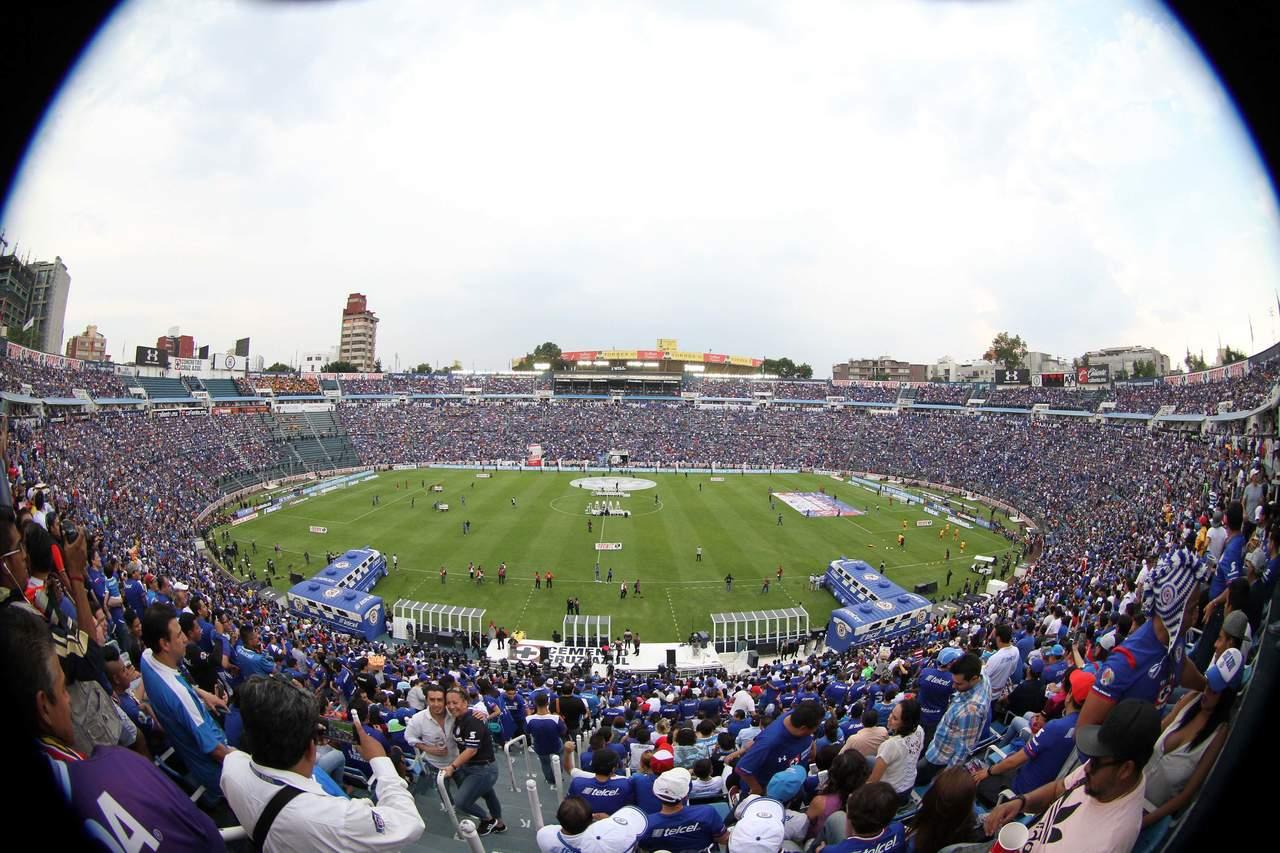 Estadio Azul tendrá dos partidos más de vida. Noticias en tiempo real