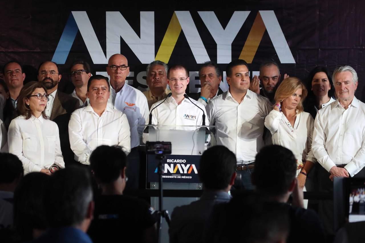 Condena Ricardo Anaya violencia contra candidatos. Noticias en tiempo real