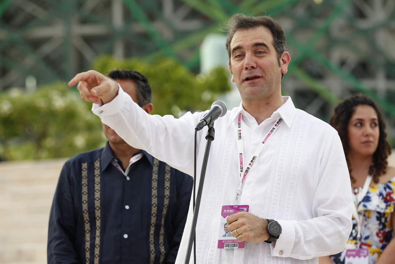 INE descarta fraude electoral el primero 1 de julio. Noticias en tiempo real