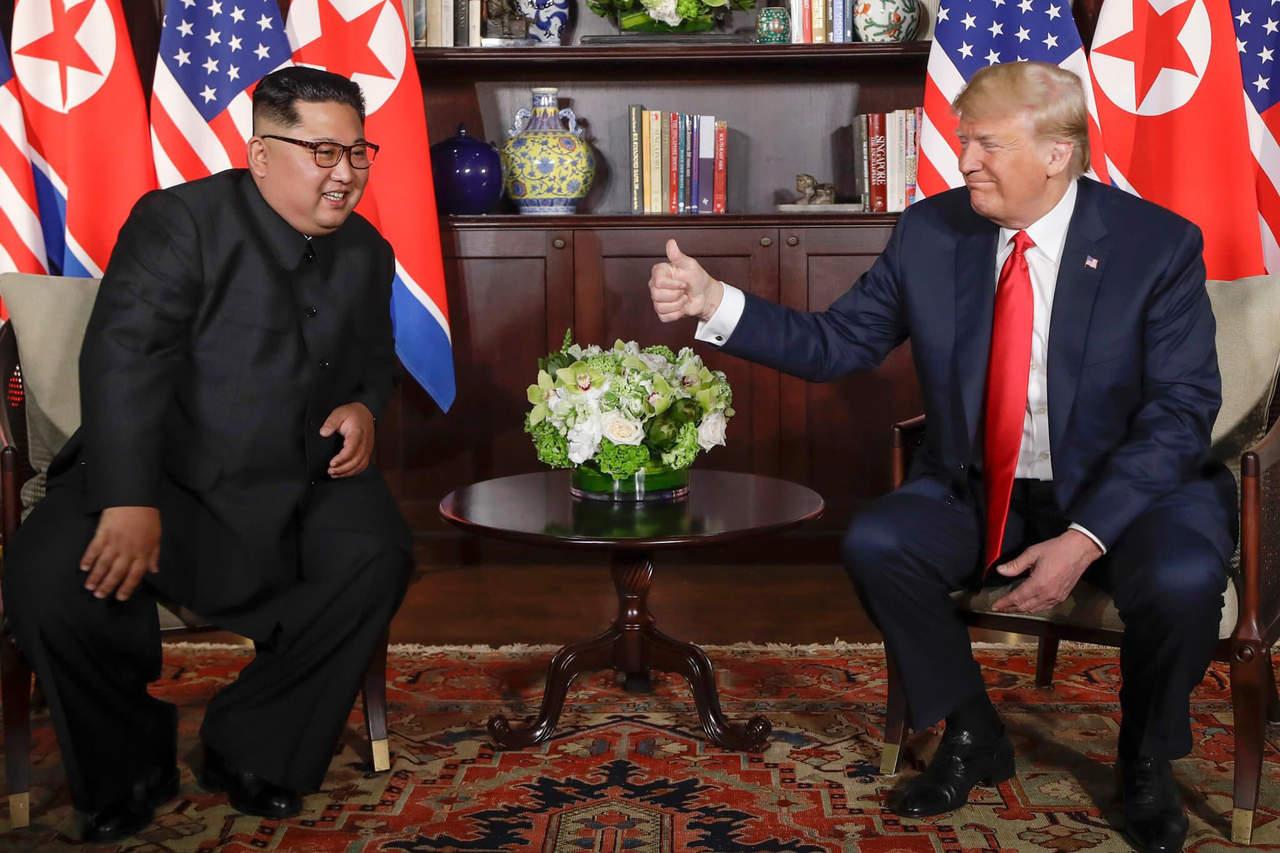 Exitoso, lo logrado en cumbre con EU, considera Corea del Norte. Noticias en tiempo real