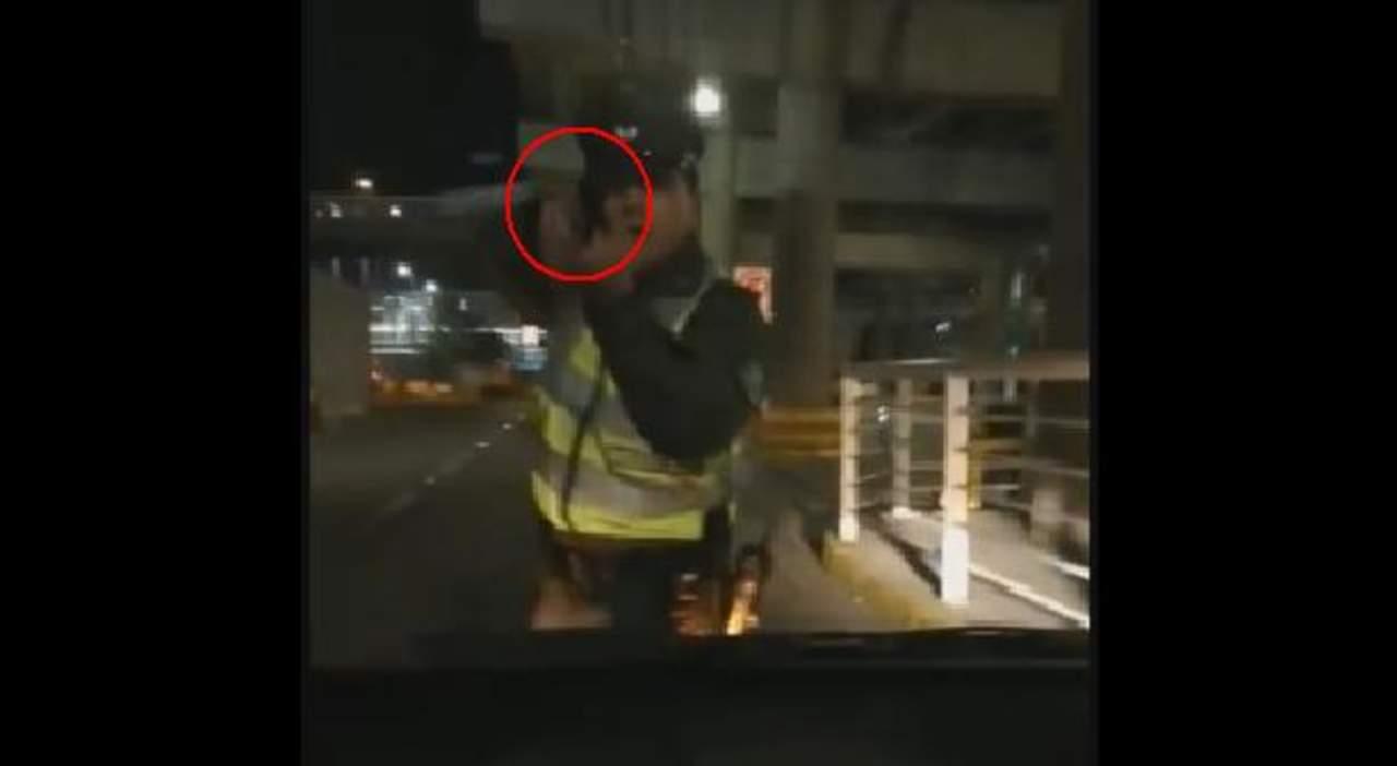 Policía dispara a conductor de Uber en Chile. Noticias en tiempo real