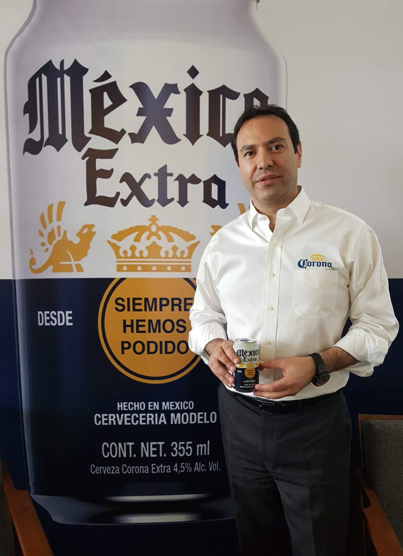 Mauricio Leyva, director de Grupo Modelo, deja el cargo. Noticias en tiempo real