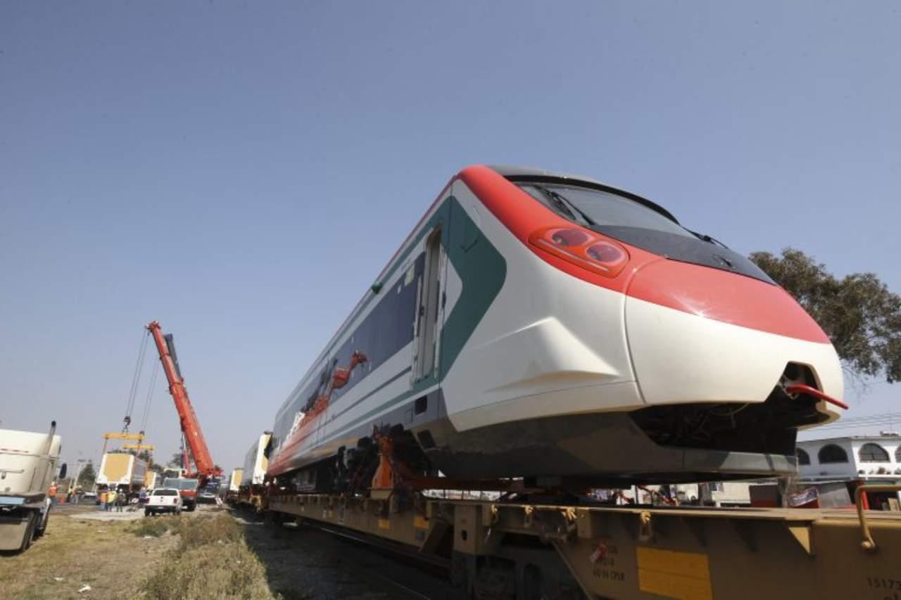 Tren México-Toluca iniciaría operaciones el próximo año. Noticias en tiempo real