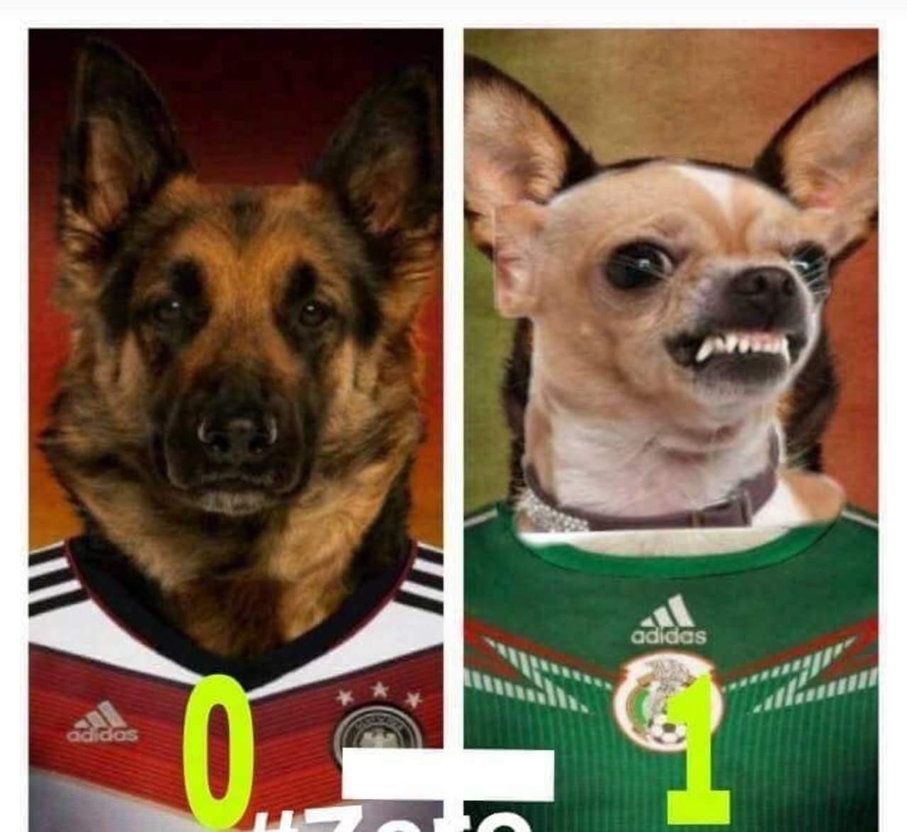 Internet explota con los memes de México vs Alemania. Noticias en tiempo real