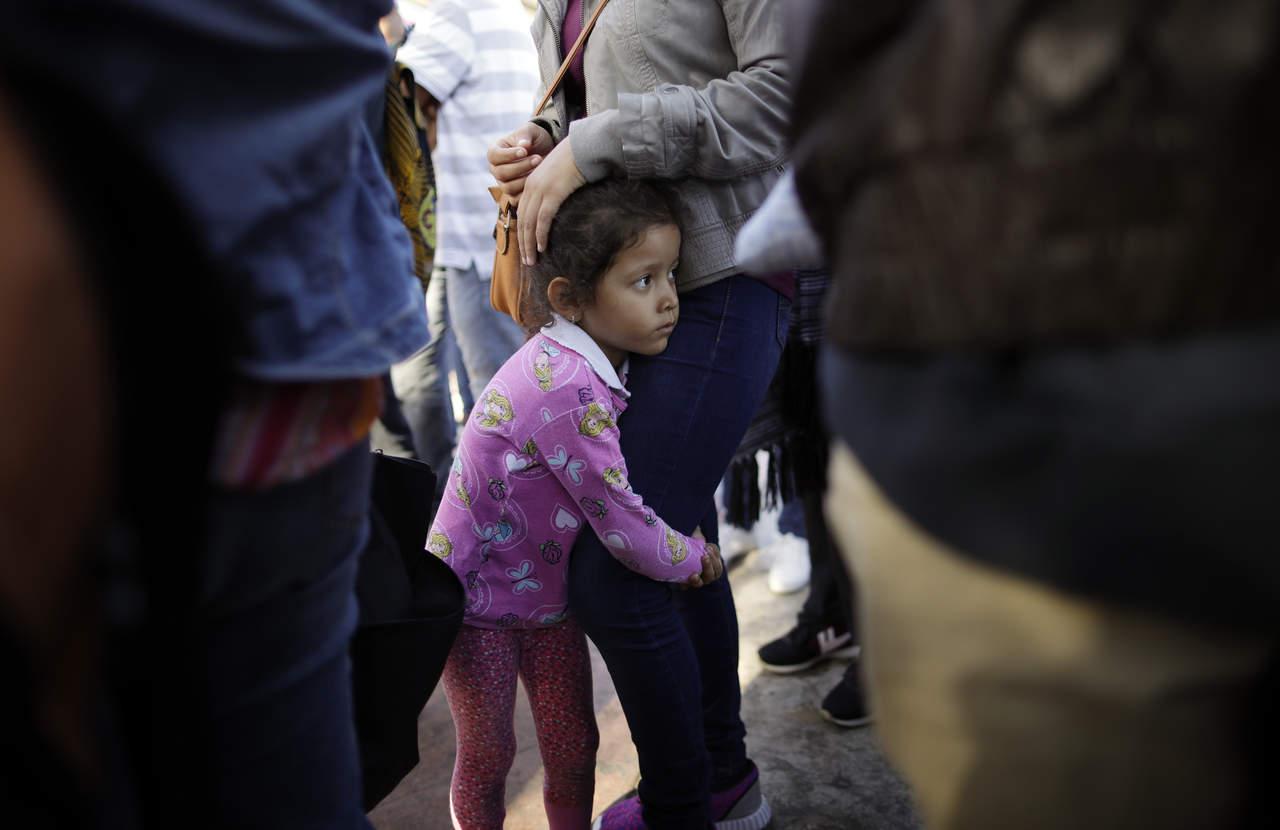 Unicef denuncia separación de familias de indocumentados en al frontera. Noticias en tiempo real