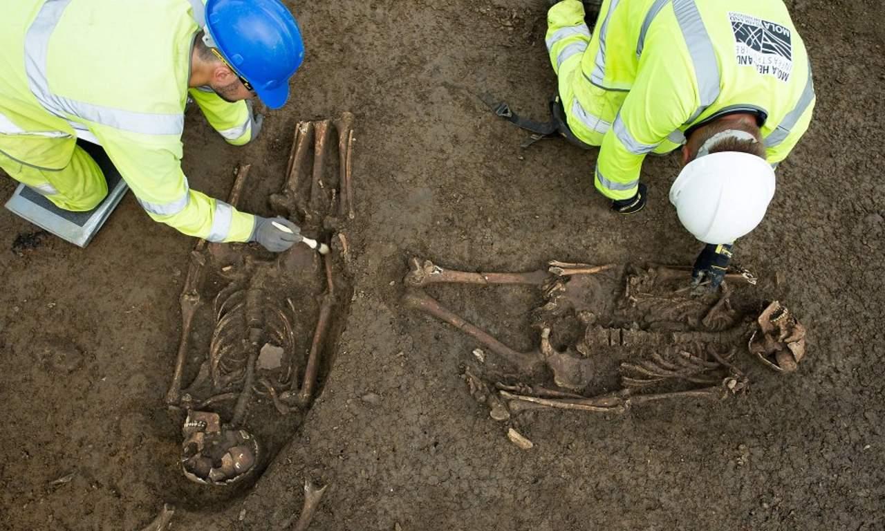 Encuentran en basurero de Inglaterra restos de hombres del Imperio Romano. Noticias en tiempo real