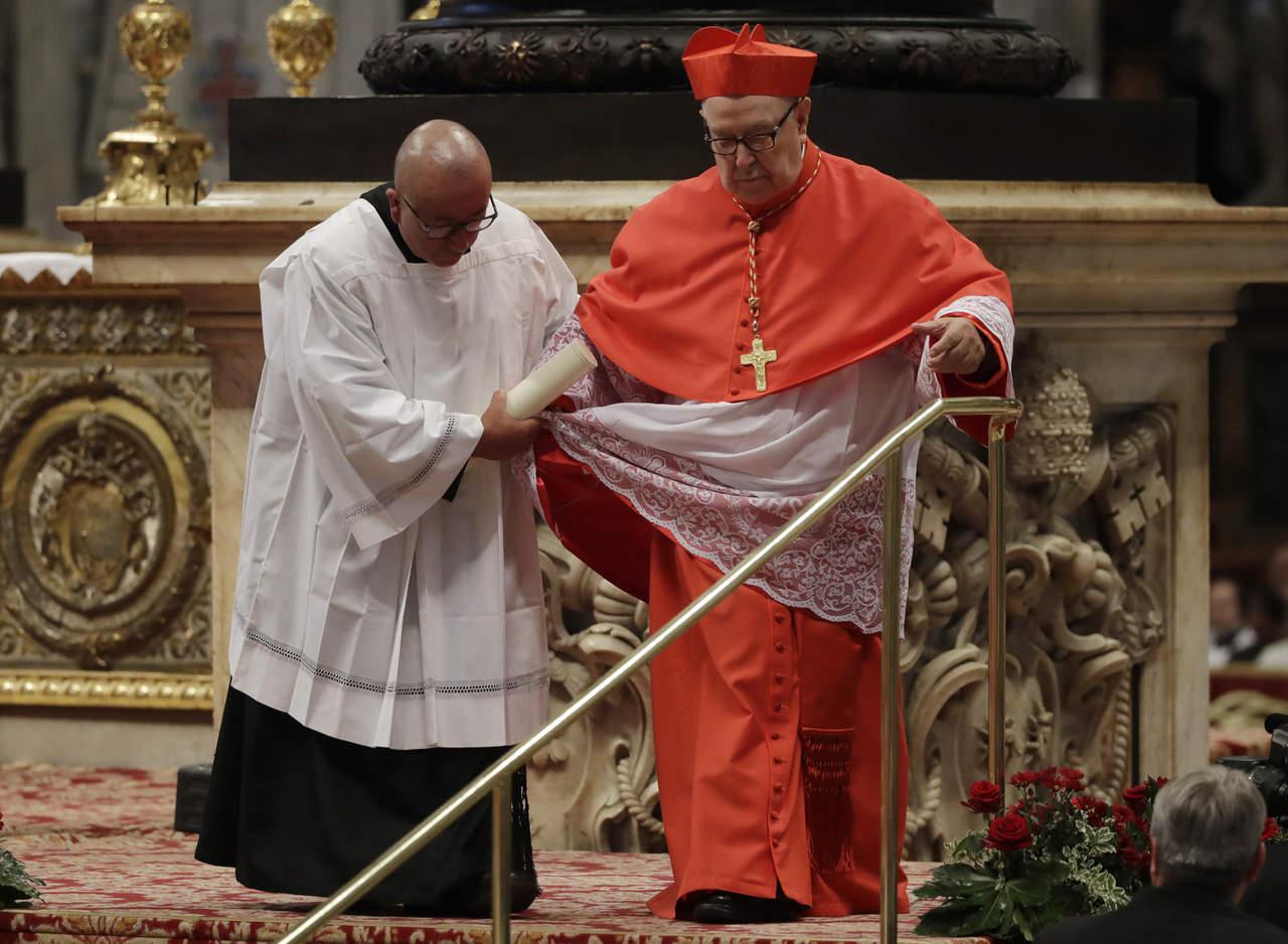 Papa nombra cardenal a Sergio Obeso, arzobispo de Xalapa. Noticias en tiempo real