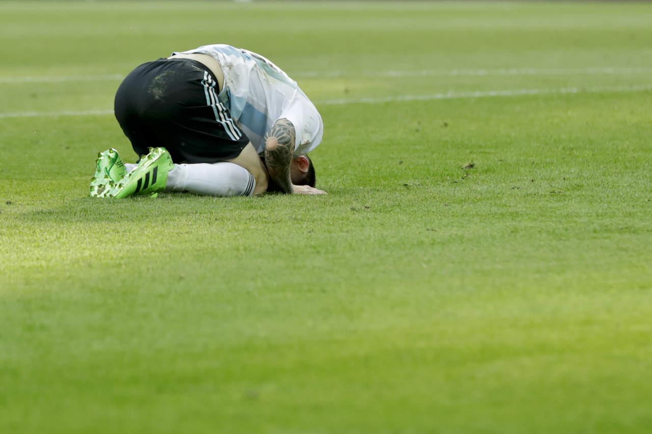 Sufre Argentina su segunda eliminación en octavos. Noticias en tiempo real