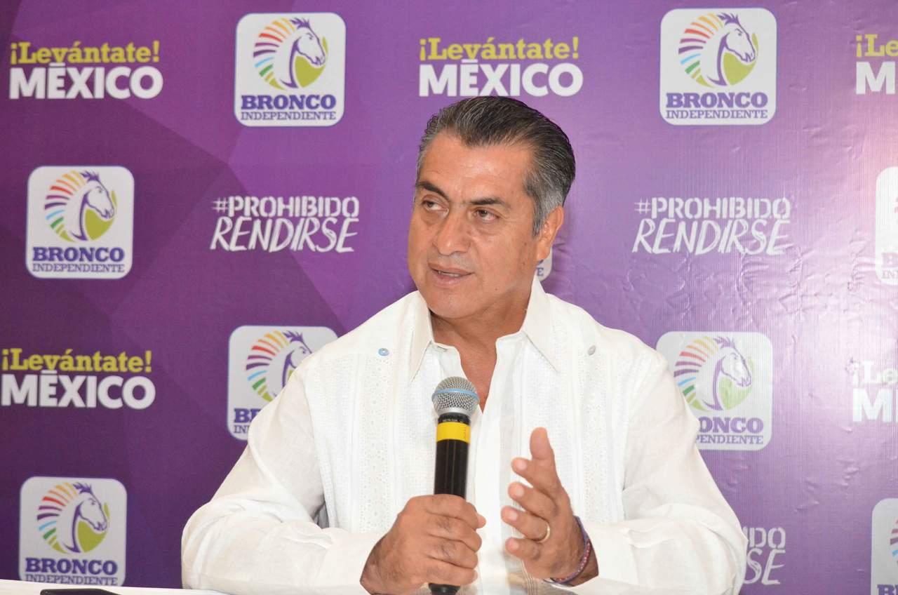 #EstoSíPasó: Solo 16% de los votos en Nuevo León fueron para El Bronco, pero ya es otra vez gobernador. Noticias en tiempo real