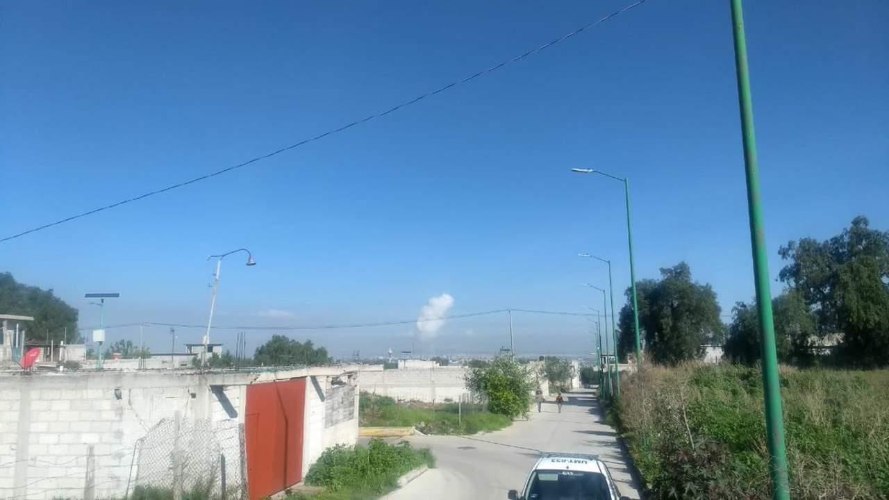 Reportan explosión en Tultepec; habría varios heridos. Noticias en tiempo real