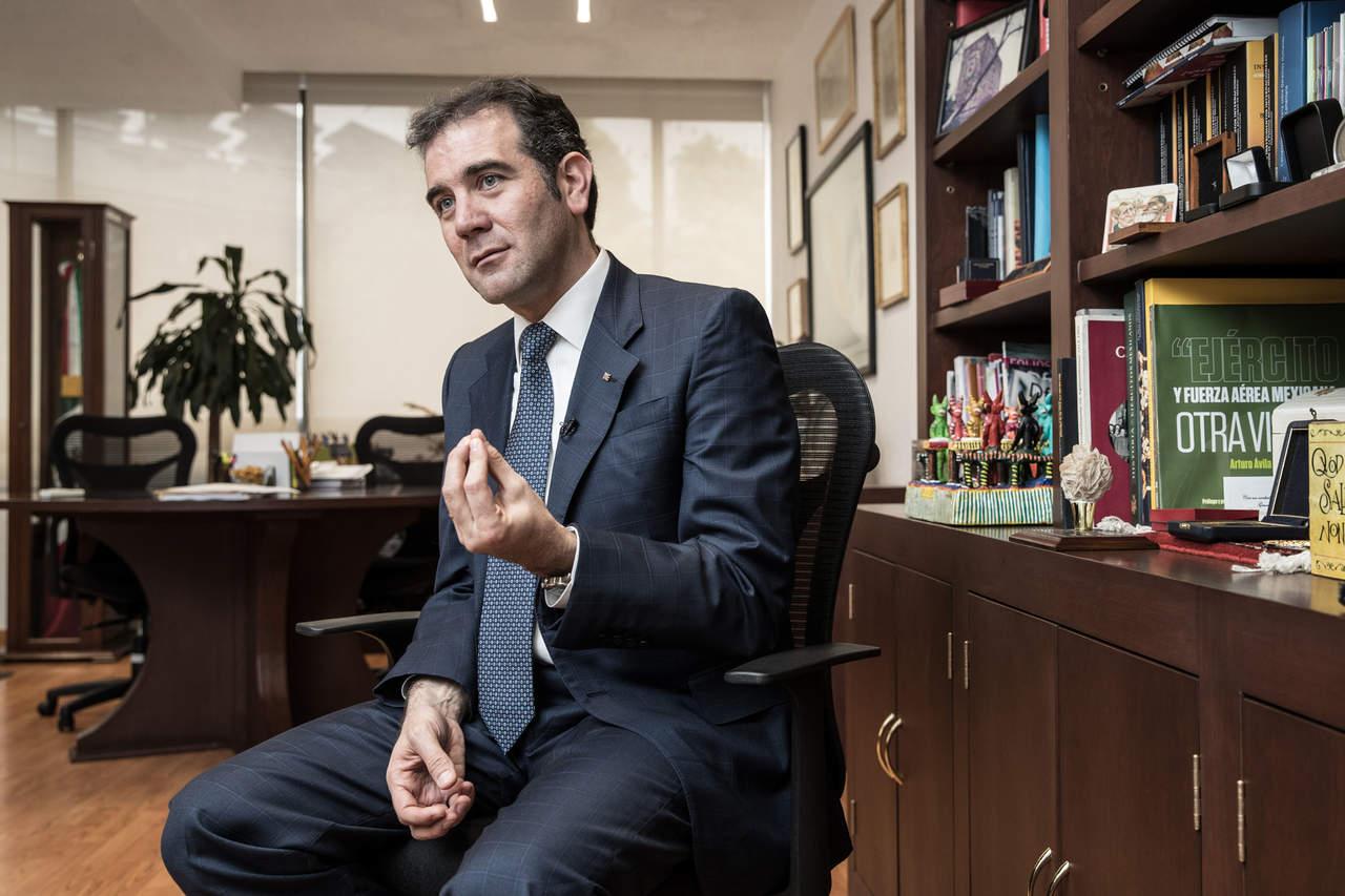 Teóricos del fraude se quedaron sin materia: Lorenzo Córdova. Noticias en tiempo real