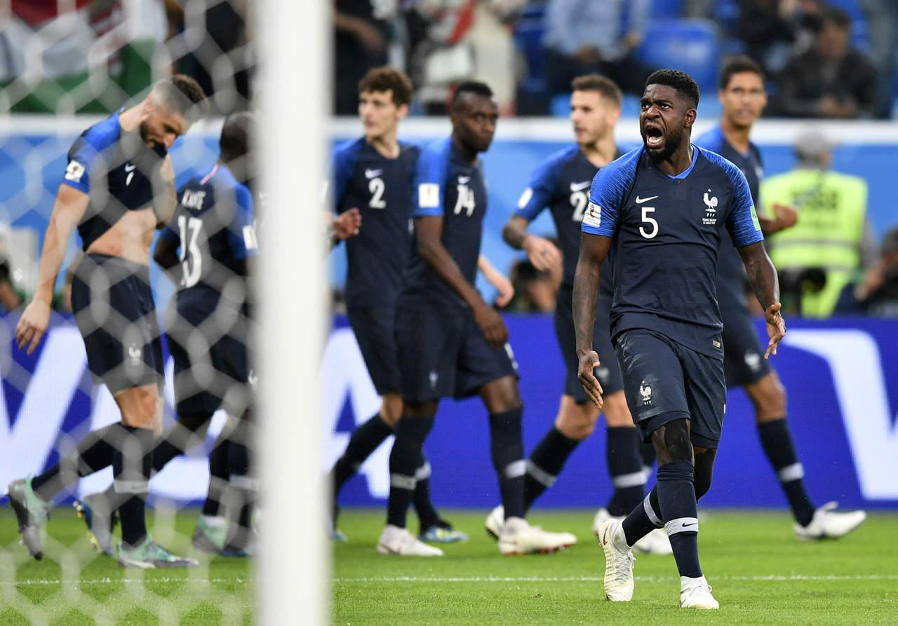 Francia es el primer finalista del Mundial. Noticias en tiempo real