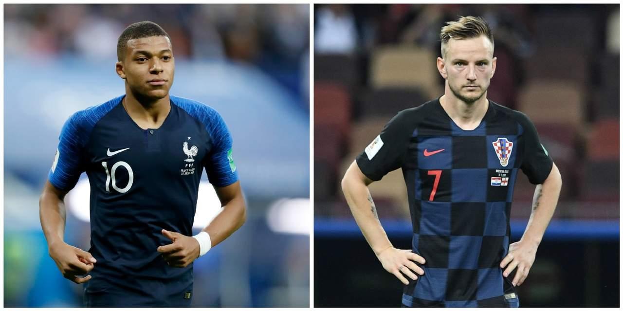 Francia y Croacia, por la gloria de Rusia 2018. Noticias en tiempo real