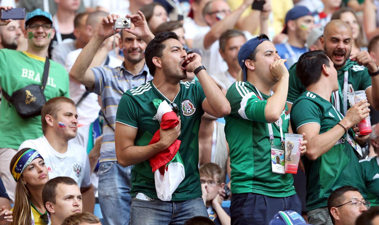Para la FIFA, funcionó presión sobre México por grito. Noticias en tiempo real