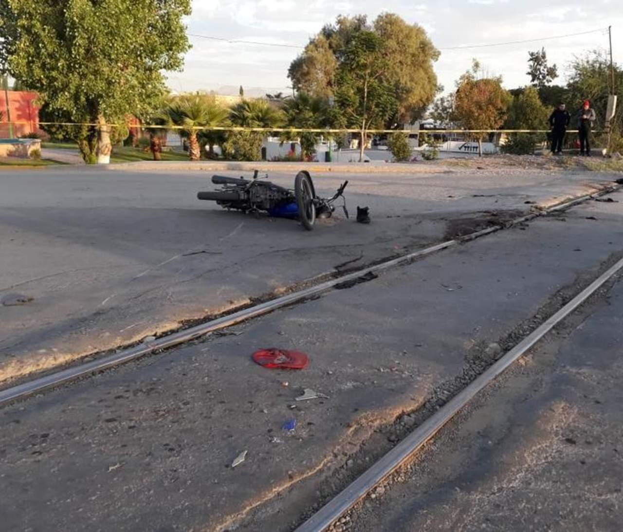 Hombre muere destrozado por el tren en Gómez Palacio. Noticias en tiempo real