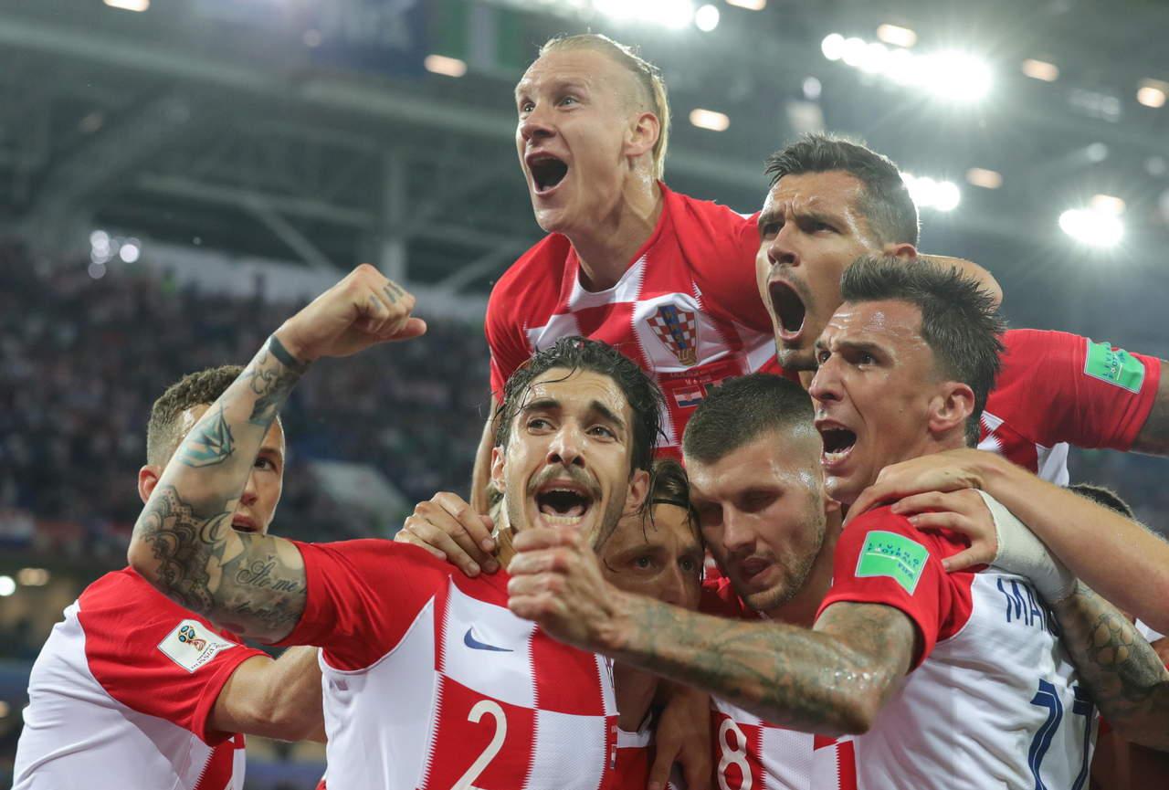 Croacia lucirá su playera a cuadros para la final del Mundial. Noticias en tiempo real
