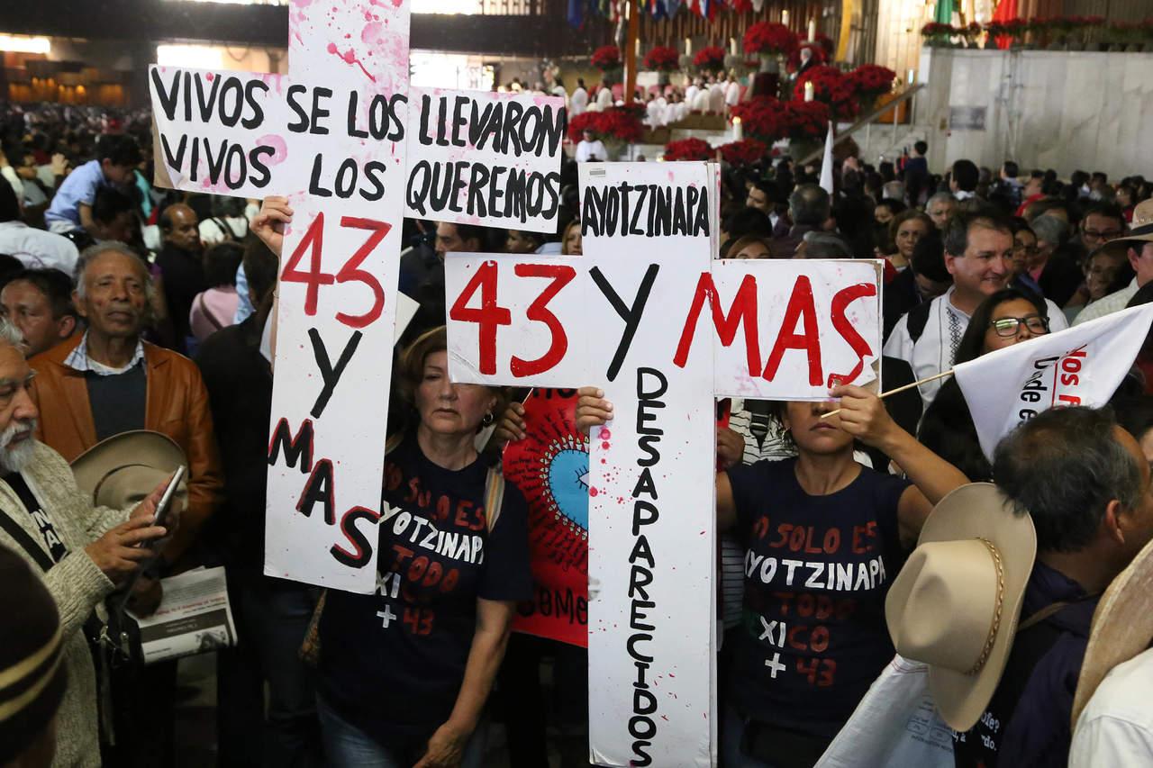 Sentencia sobre caso Ayotzinapa no será impugnada por CAEV. Noticias en tiempo real