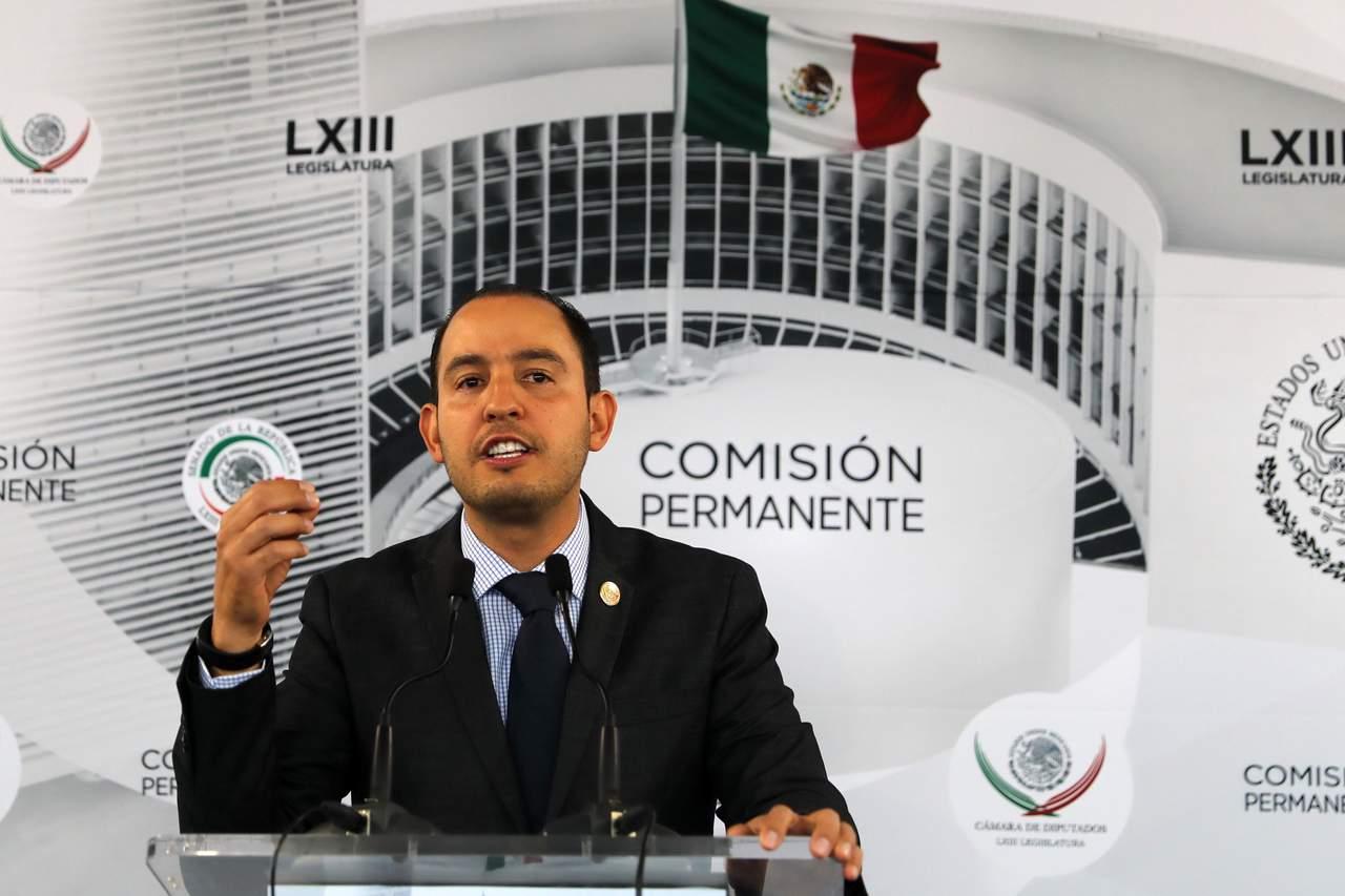 Marko Cortés confirma interés por dirigir a el PAN. Noticias en tiempo real