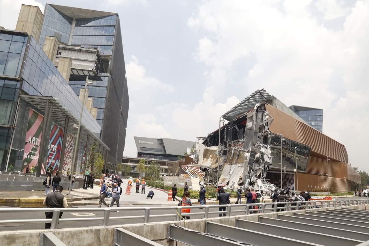 No fue un derrumbe controlado: Vocero de Plaza Artz. Noticias en tiempo real