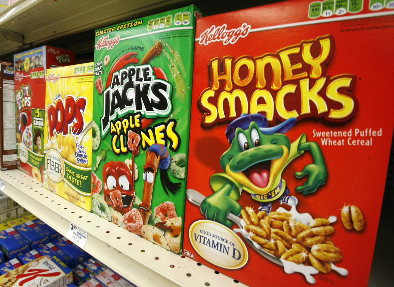 Vinculan cereal Honey Smacks de Kelloggs con brote de salmonela en EU. Noticias en tiempo real