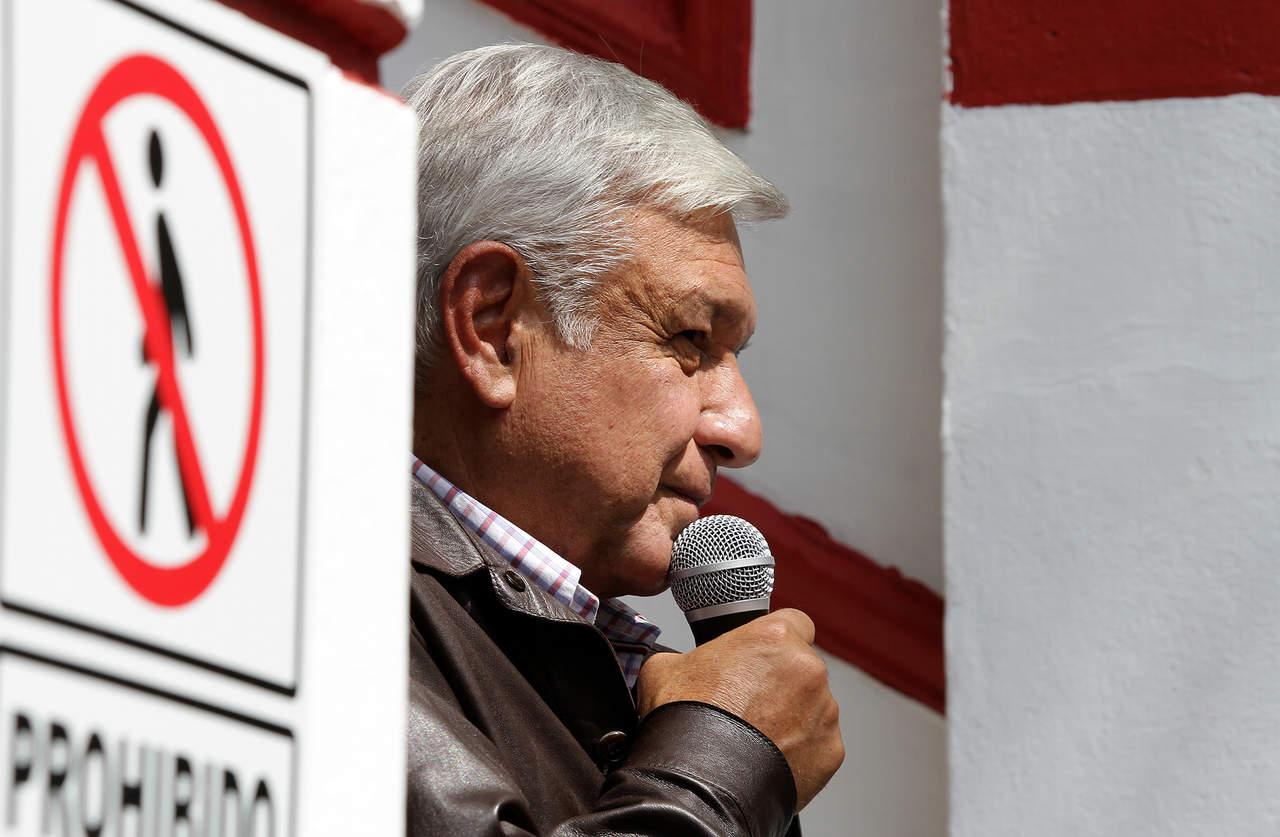 López Obrador garantiza Fiscalía General autónoma; ganará 108 mil pesos. Noticias en tiempo real
