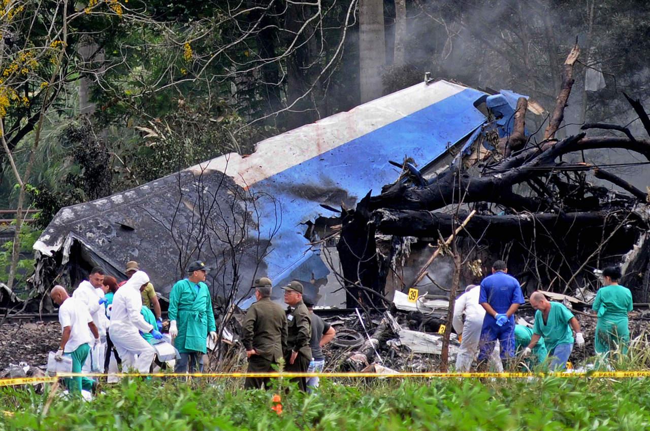 Investigación por accidente de Cubana sigue abierta. Noticias en tiempo real