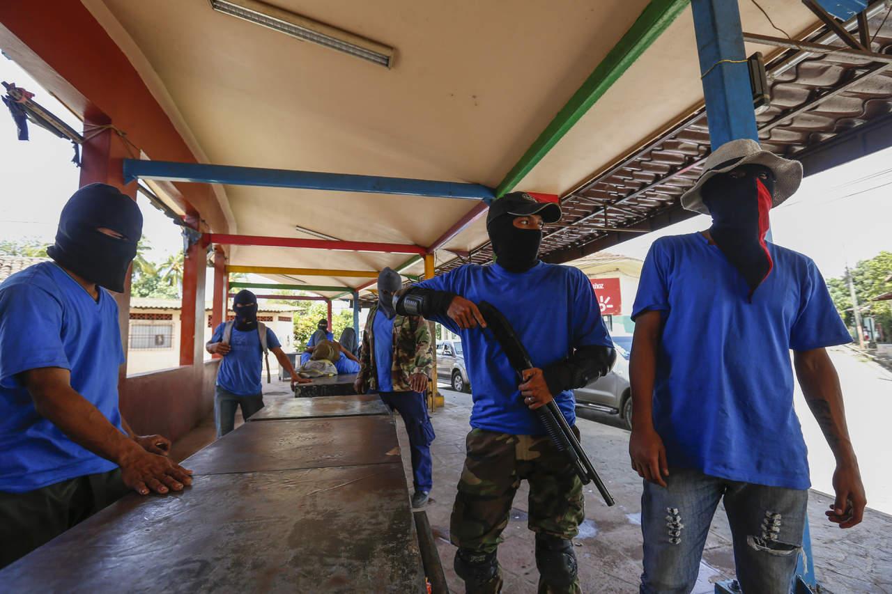 Condena OEA represión del gobierno de Ortega; pide cambios. Noticias en tiempo real