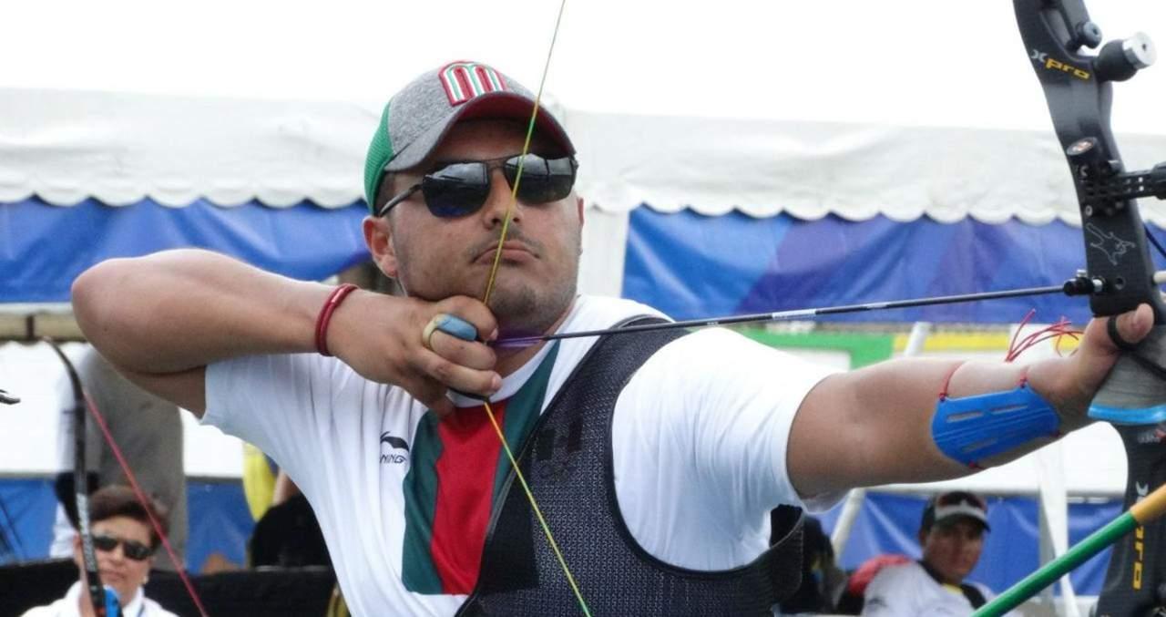 Saltillense se cuelga medalla de oro en tiro con arco mixto. Noticias en tiempo real