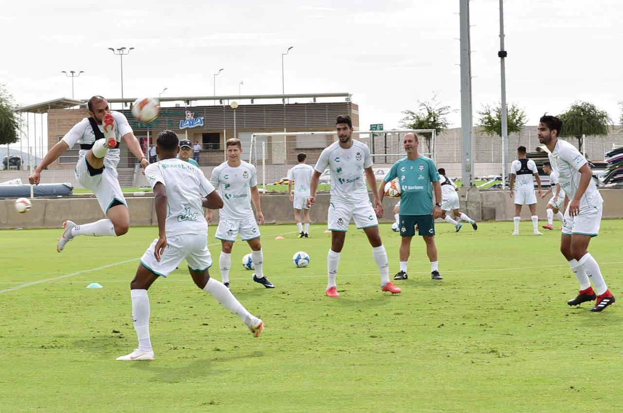 Santos, a sumar en la Copa. Noticias en tiempo real